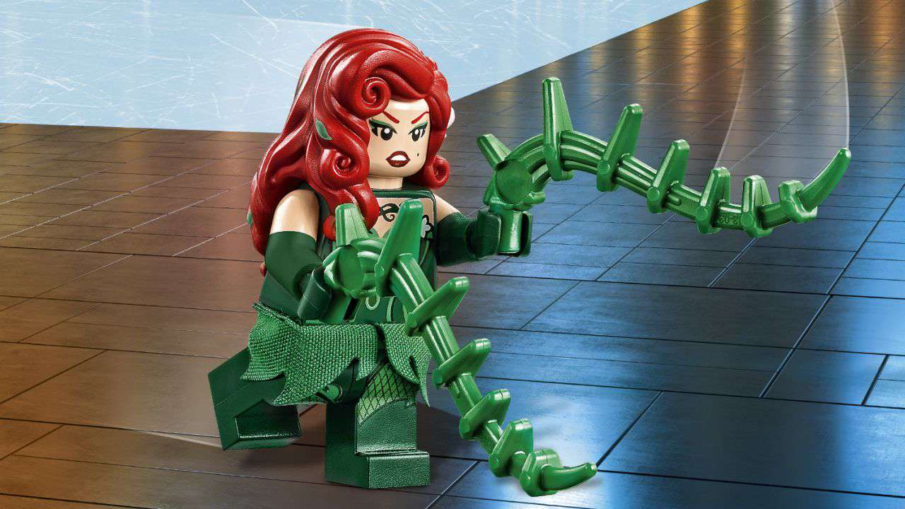 The LEGO Batman Movie Villains -  Poison Ivy