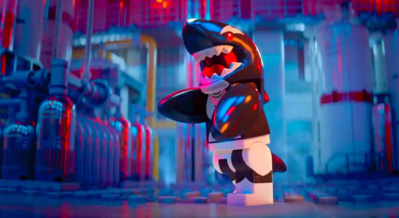 The LEGO Batman Movie Villains -  Tarantula