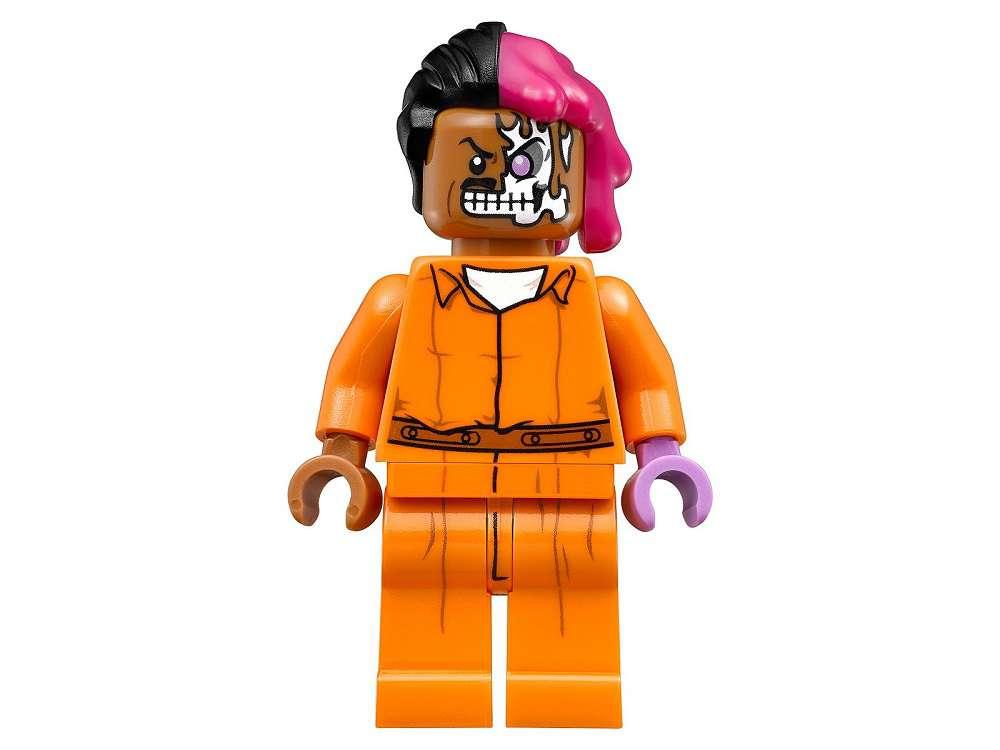 The LEGO Batman Movie Villains -  Two-Face