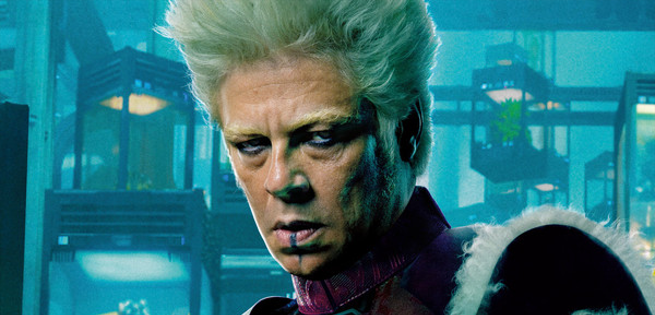 Here's Why The Collector Won't Appear In Guardians Of The Galaxy Vol. 2