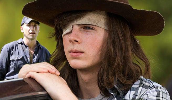 TWD Carl Shane 1
