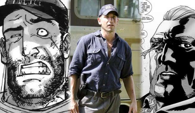 TWD Comics Shane