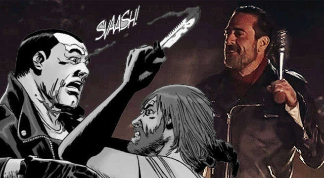 TWD Negan Fate