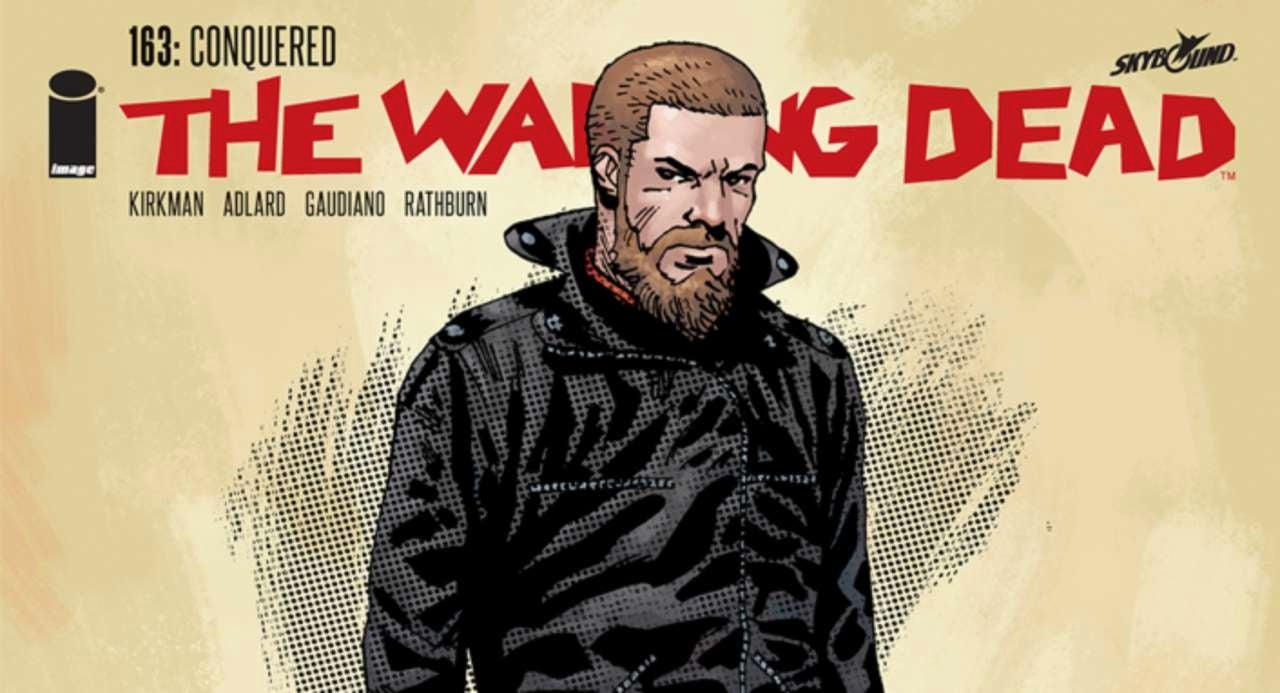 The Walking Dead #163-2017 Comic Book