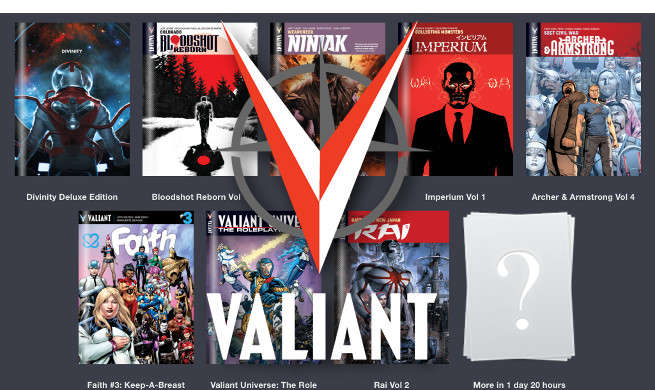 valiant humble bundle keep a breast foundation xo manowar 1