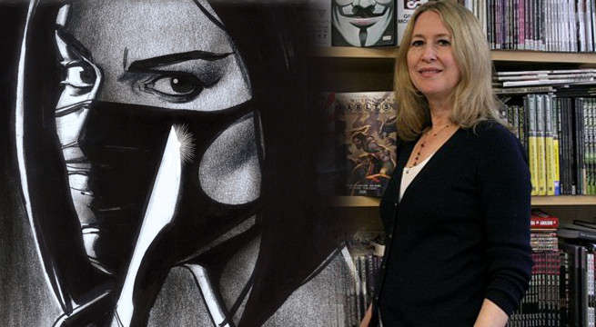 vertigo editor karen berger new dark horse comics imprint