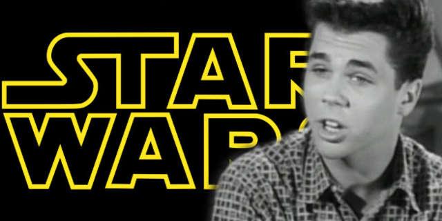 wally cleaver tony dow directing star wars fan movie