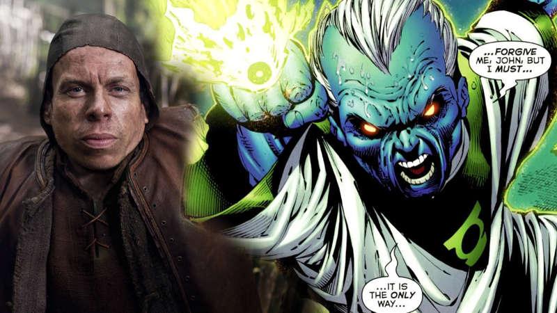 Warwick Davis as Ganthet in Green Lantern Corps
