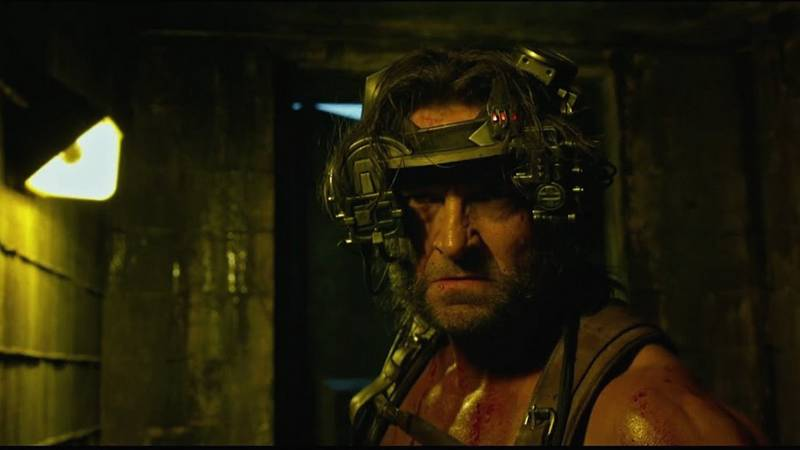 Wolverine Hugh Jackman Weapon x in X-Men Apocalypse