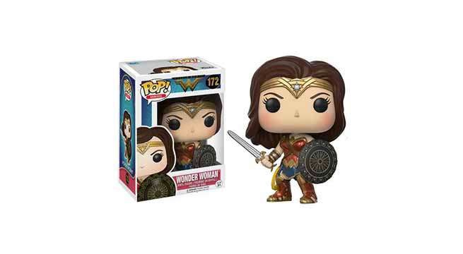 wonder woman pops diana