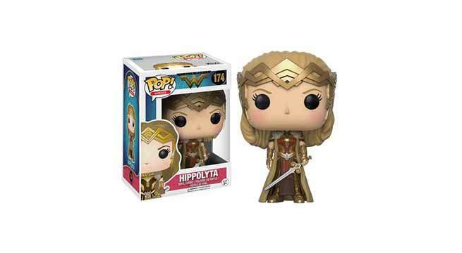 wonder woman pops hippolyta