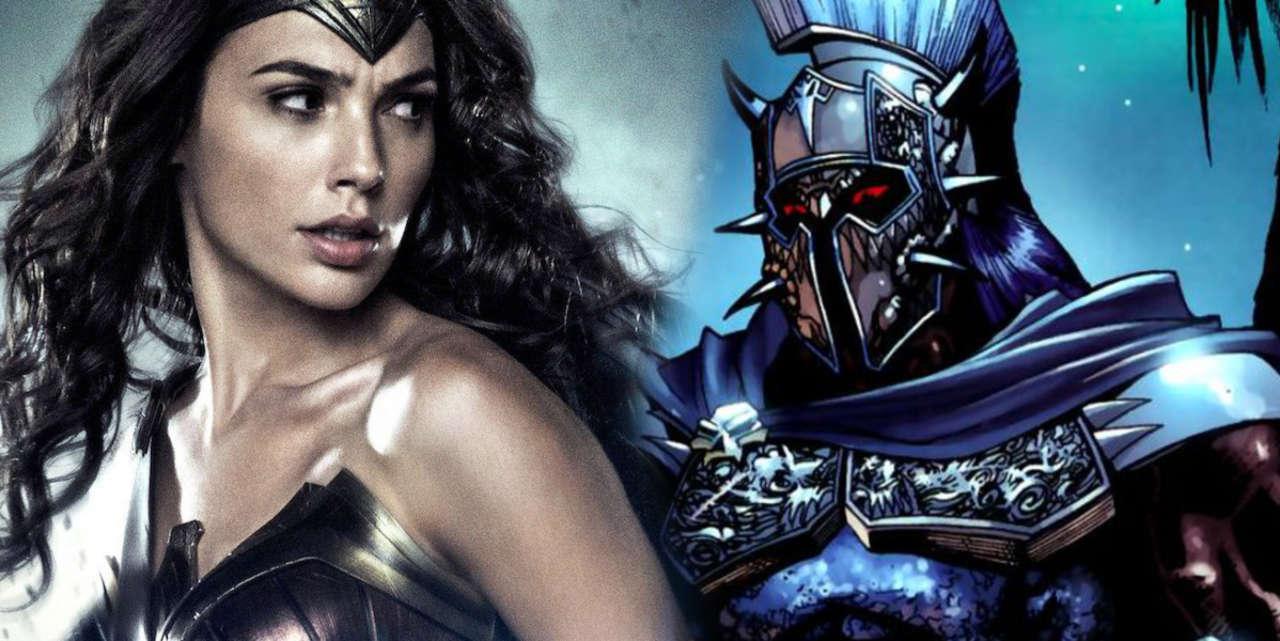 Liga da Justiça 2; Deusa da Guerra; Mulher-Maravilha