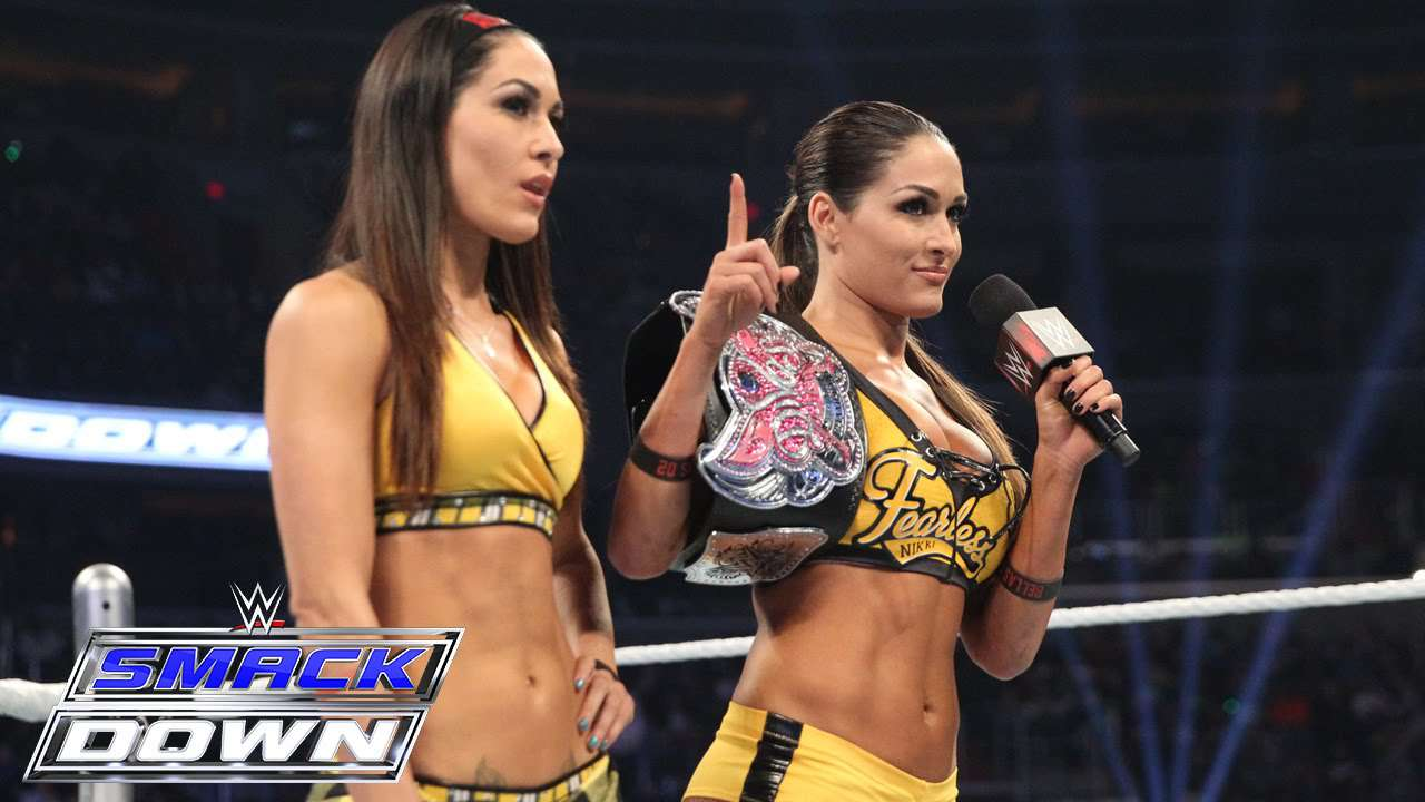 Brie Bella Planning Girls Trip With Nikki on What Would Have Been Her Wedding Day