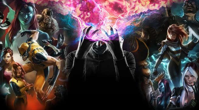 X-Men Movie and TV Universe