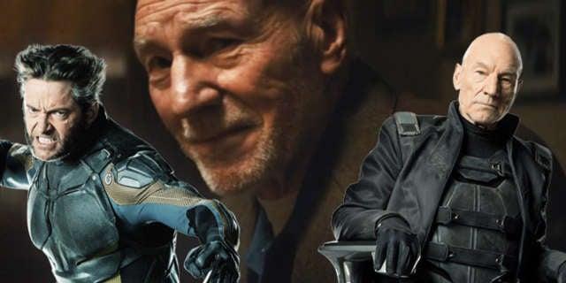Xavier Wolverine