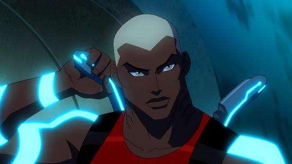 Young Justice Aqualad