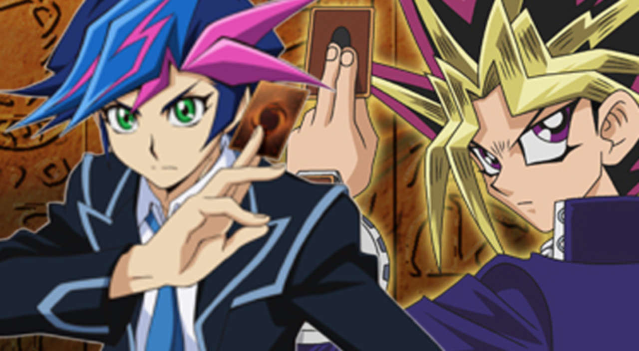 upcoming yu gi oh anime reveals new character designs