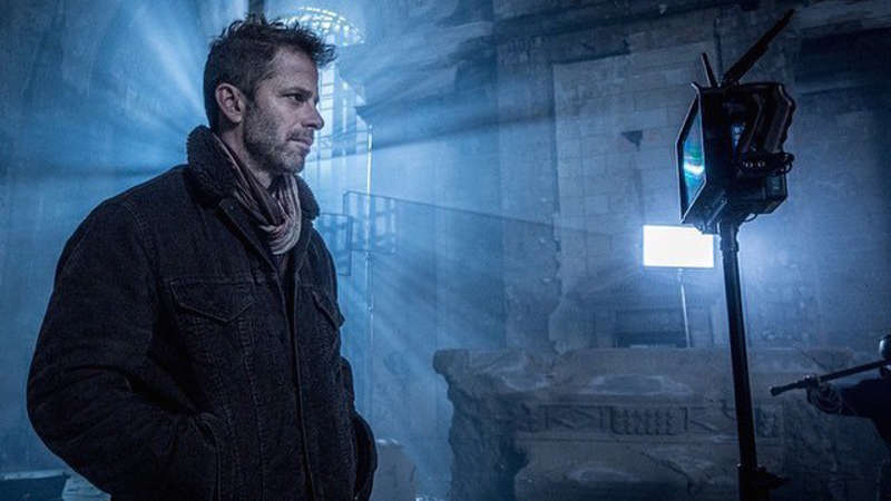 Zack Snyder Directing The Batman