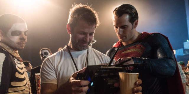 Zack Snyder Directing The Batman