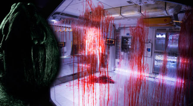 alien covenant bloody horror movie
