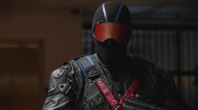 Arrow Who Is Vigilante