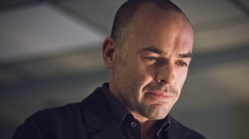 Arrow Who is Vigilante - Quentin Lance