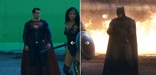 VFX Breakdown for Batman v Superman: Dawn of Justice Fight Sequences