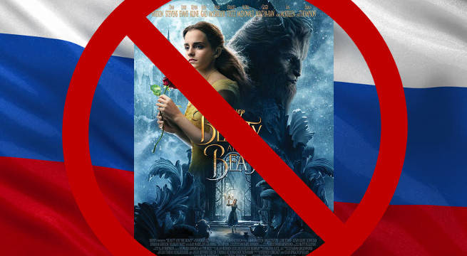 UPDATE: Beauty And The Beast Rated Adults Only In Russia