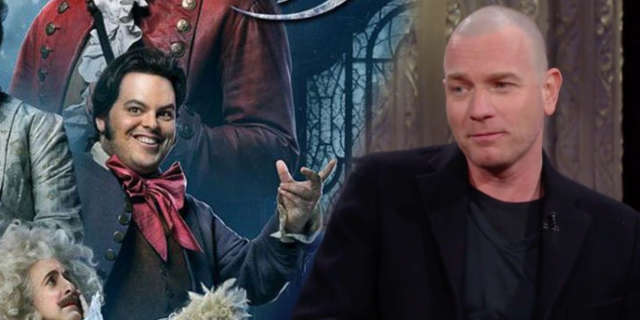 beauty and the beast ewan mcgregor comments on homophobes alabama drive-in theater