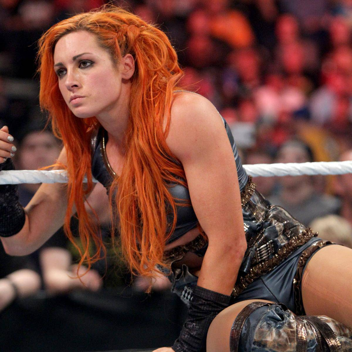 Becky-Lynch-Monday-Night-RAW-Steampunk-Outfit