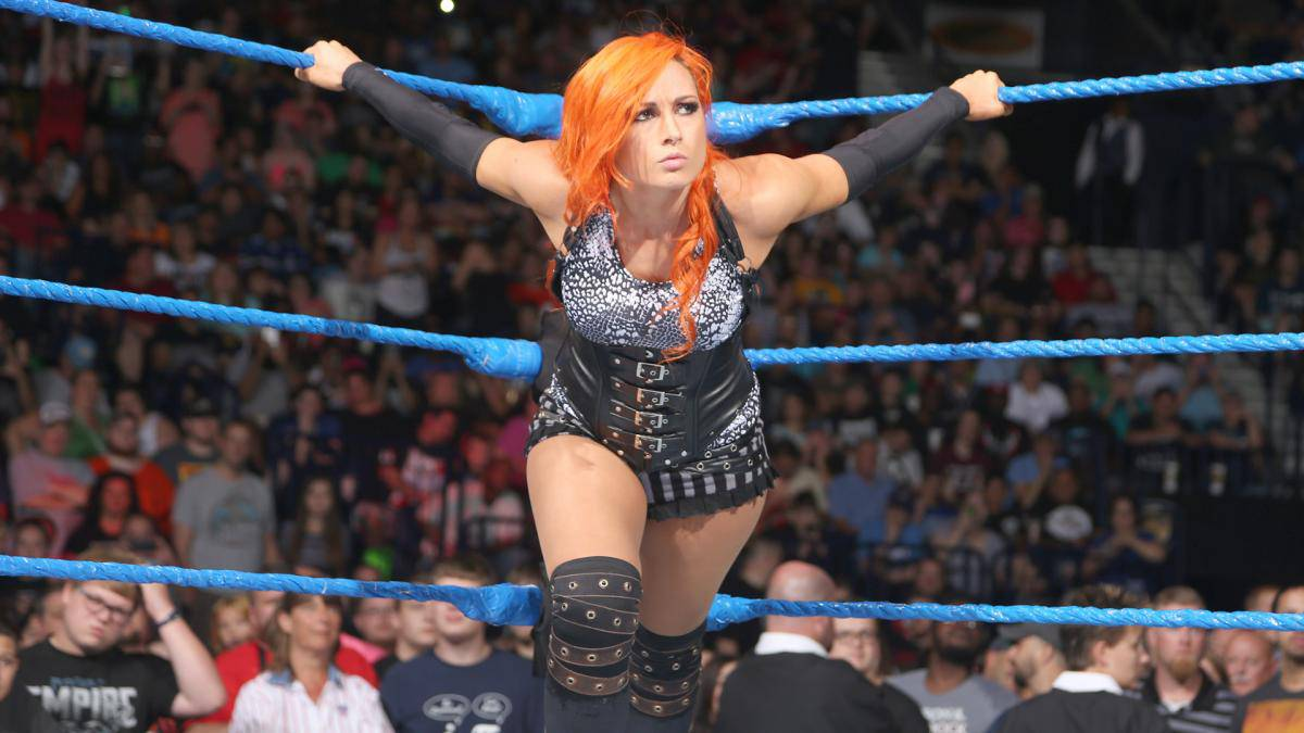 Becky Lynch Says She's Been Pushing for Women's Tag Team Division for a Year