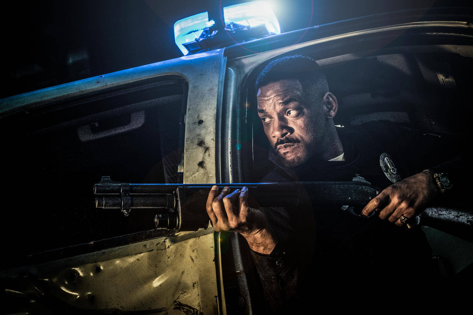 Netflix Releases First Photos From David Ayer's Bright