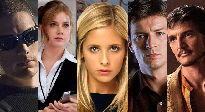 5 Actors You Probably Forgot Were In Buffy The Vampire Slayer