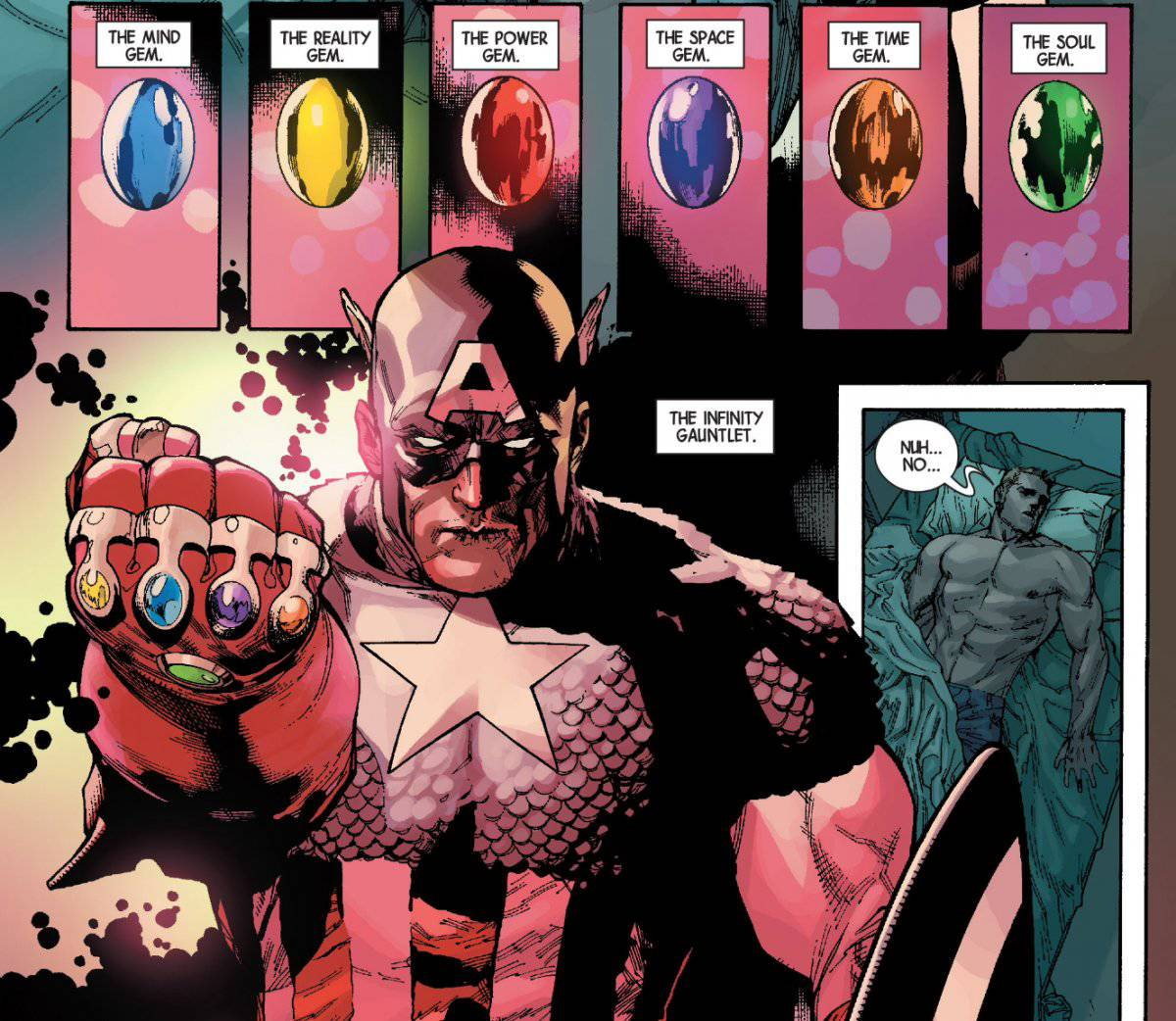 Which Avengers Will Wear The Gauntlet