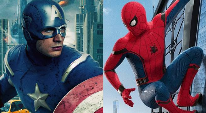 Spider-Man: Homecoming: Captain America's Cameo Revealed