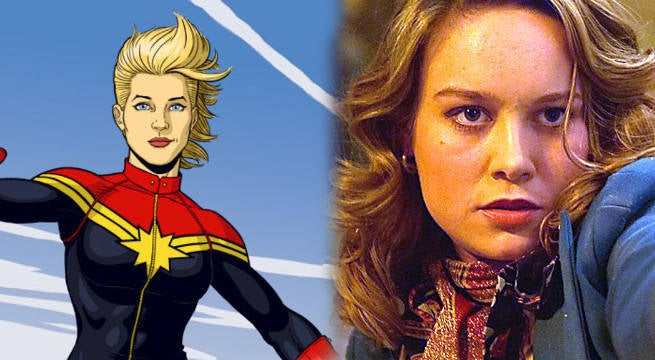 Brie Larson Wants Captain Marvel To Break The Glass Ceiling
