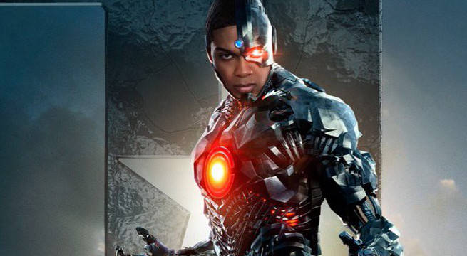 cyborg justice league poster header