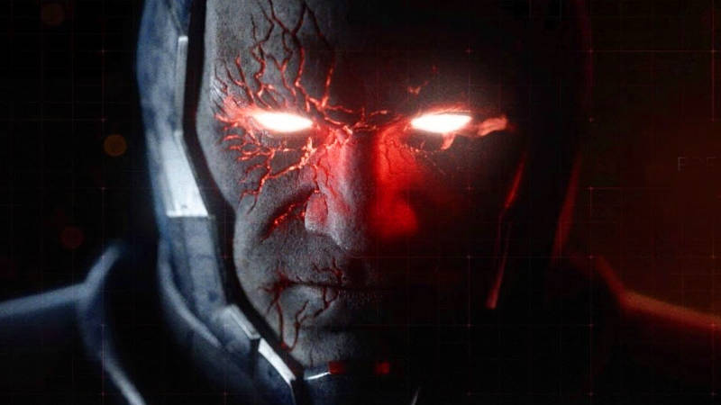 Darkseid In Justice League Trailer 2