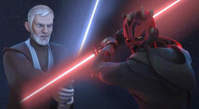 darth maul obi wan kenobi twin suns star wars rebels