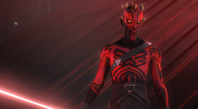 darth maul star wars rebels voice actor sam witwer
