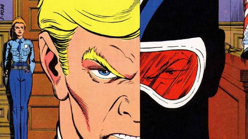DC Comics Different Versions of Vigilante