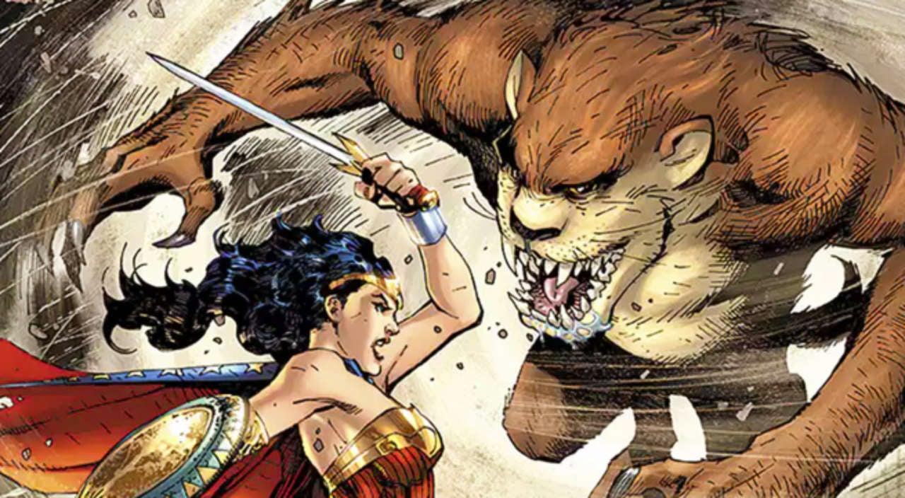 Un crossover entre DC comics et les looney tunes