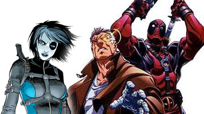 Deadpool 2 3 X-Force Movie Connections