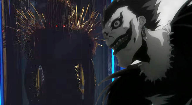 Netflix S Death Note Who Speaks At The Teaser S End F3news