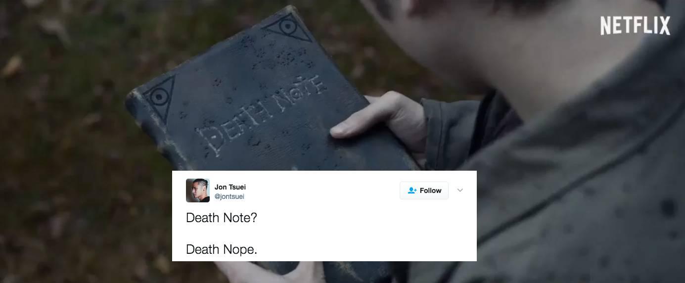 deathnote twitter