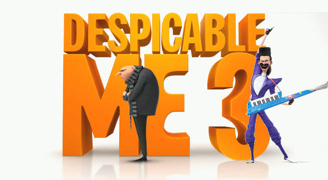 New Despicable Me 3 Clip Teases Gru's Twin Brother