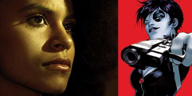 Deadpool 2: Atlanta Star Cast as Domino