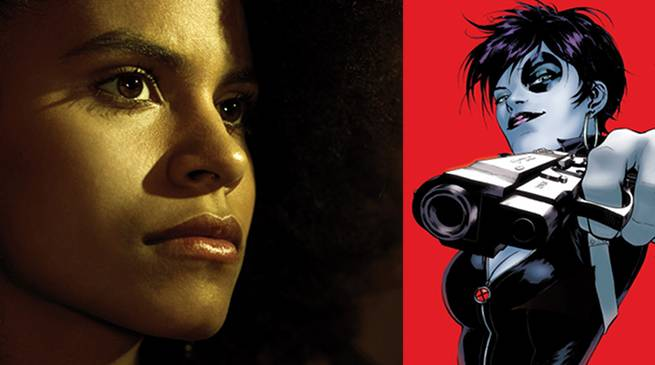 Domino Deadpool 2 Zazie Beetz