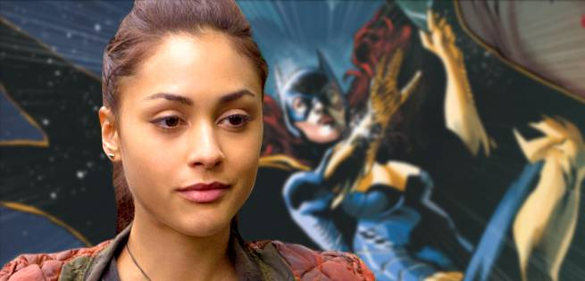 Rumor: The 100's Lindsey Morgan Could Be Playing Batgirl