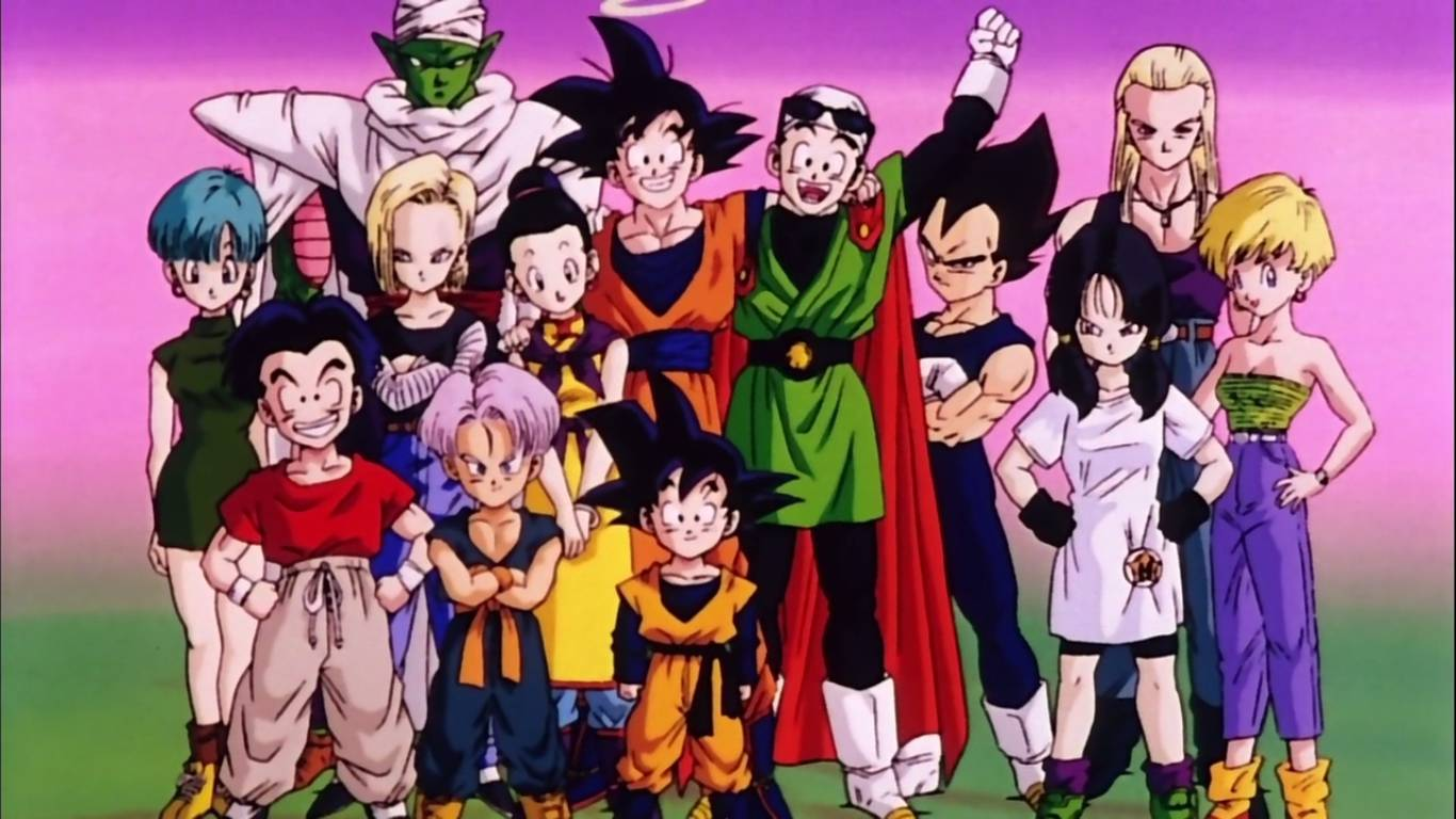 Dragon Ball Z Cartoon Characters : Fictional cartoon characters a to z adultcartoon
